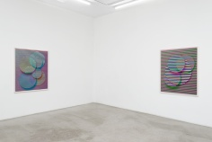 Jessica Eaton. M+B Gallery - Photo Courtesy M+B Gallery