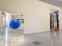 Milagro Earth in Curved Space. Doug Edge. C. Nichols Project. Photo Credit Kristine Schomaker
