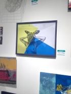 Diane Williams. Final MAS Attack at the Torrance Art Museum. Photo Credit Diane Williams