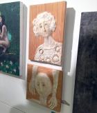Malka Nedivi. Final MAS Attack at the Torrance Art Museum. Photo Credit Diane Williams