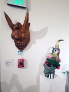 Ron Therrio. Final MAS Attack at the Torrance Art Museum. Photo Credit Kristine Schomaker
