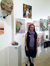 Chenhung Chen. Final MAS Attack at the Torrance Art Museum. Photo Credit Kristine Schomaker