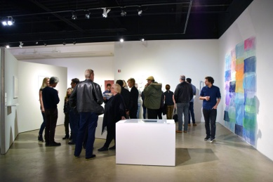 2016 Southern California/Baja Biennial at San Diego Art Institute Photo Credit Kristine Schomaker