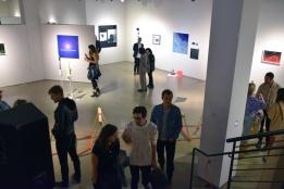 2016 Southern California/Baja Biennial at San Diego Art Institute Photo Credit Kristine Schomaker