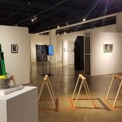 Adam Manley. 2016 Southern California/Baja Biennial at San Diego Art Institute Photo Credit Ginger Shulick Porcella