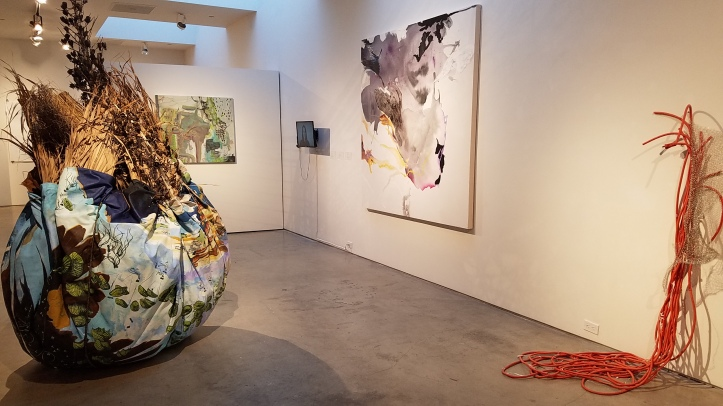 2016 Southern California/Baja Biennial at San Diego Art Institute Photo Credit Ginger Shulick Porcella