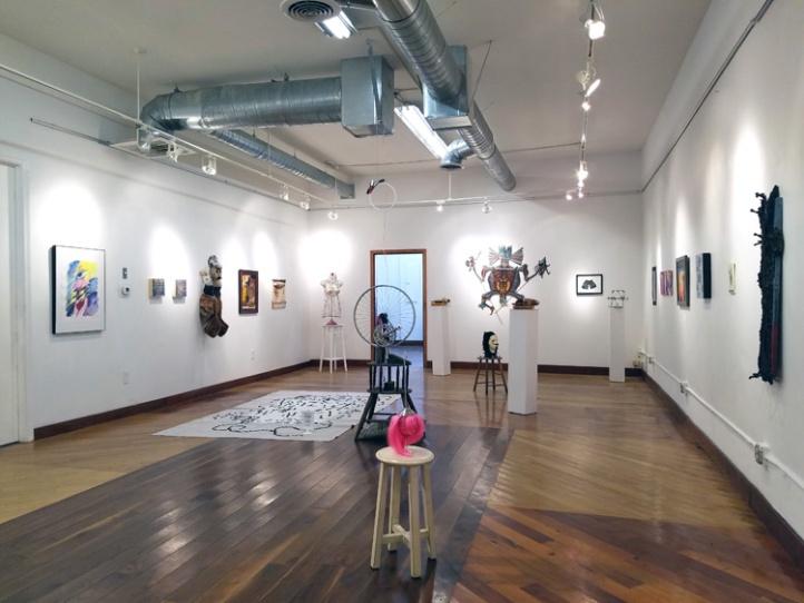 Faux Sho': DADA Centennial Part 2. MuzeuMM. Photo Credit Kristine Schomaker