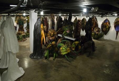 Installation View Dark Realism Photo Courtesy of Gregorio Escalante Gallery