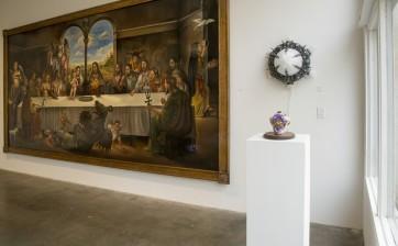 Installation View Dark Surrealism Photo Courtesy of Gregorio Escalante Gallery