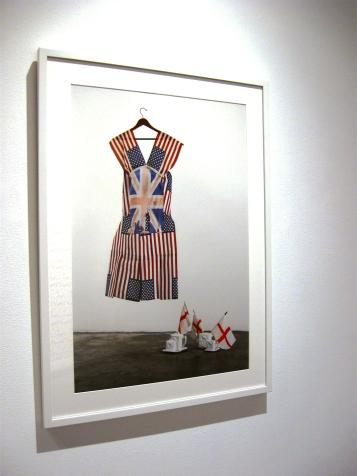 "Jane Szabo ""Flags"" ""S/Election Show"" Los Angeles Municipal Art Gallery Photo Credit Patrick Quinn"