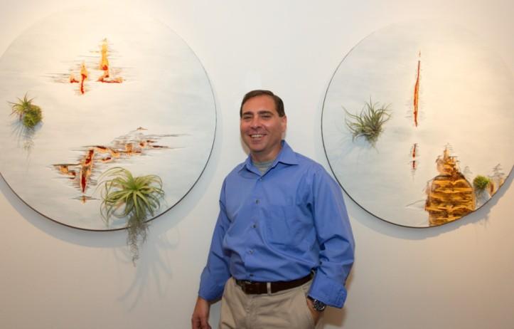 Michael Giancristiano. Jill Joy Gallery. Photo Credit Genie Davis