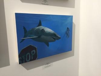 Art Week Miami 2016. Day 3. Photo Credit Joshua Levine, Copyright1972