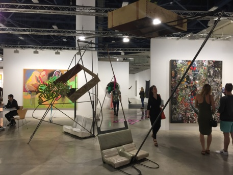 Art Week Miami 2016. Day 5. Photo Credit Joshua Levine, Copyright1972