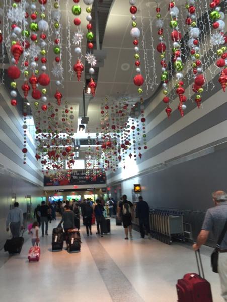 Art Week Miami 2016. Traveling Home. Photo Credit Joshua Levine, Copyright1972