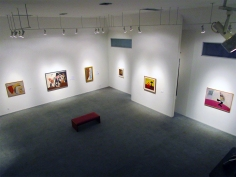 Jack Rutberg Gallery. Installation View Surreal/Unreal Show. Photo Credit Patrick Quinn