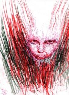 """Lucifer"" By Stanislav Photo Courtesy of Gregorio Escalante Gallery"