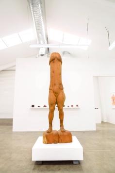 """My Man"" 2012 Photo courtesy of Jason Vass Gallery"