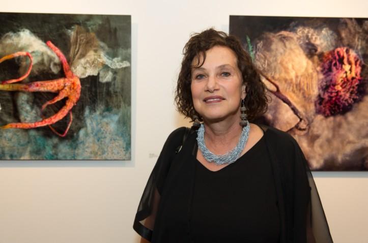 Aline Mare. Jill Joy Gallery. Photo Credit Genie Davis