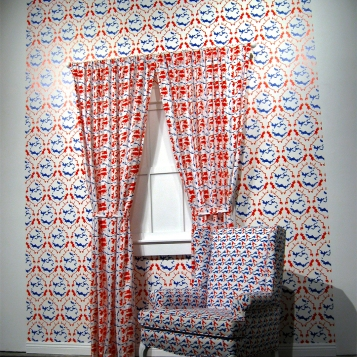 "Stephanie Sabo ""The Shapes We Live With/In"" ""S/Election Show"" Los Angeles Municipal Art Gallery Photo Credit Patrick Quinn"