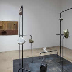 "Ishmael Randall Weeks ""Constructive Resistance"" at Steve Turner Gallery Photo Courtesy of Steve Turner Gallery"