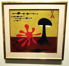 Alexander Calder / 'Untitled, 1945'. Photo Credit Patrick Quinn