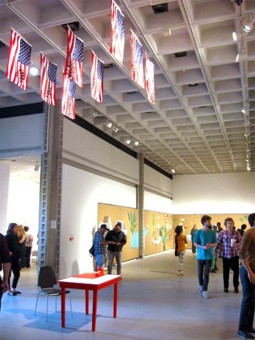 """S/Election Show"" Los Angeles Municipal Art Gallery Photo Credit Patrick Quinn"