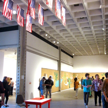 """S/Election Show"" Los Angeles Municipal Art Gallery Photo Credit Patrick Quinn"
