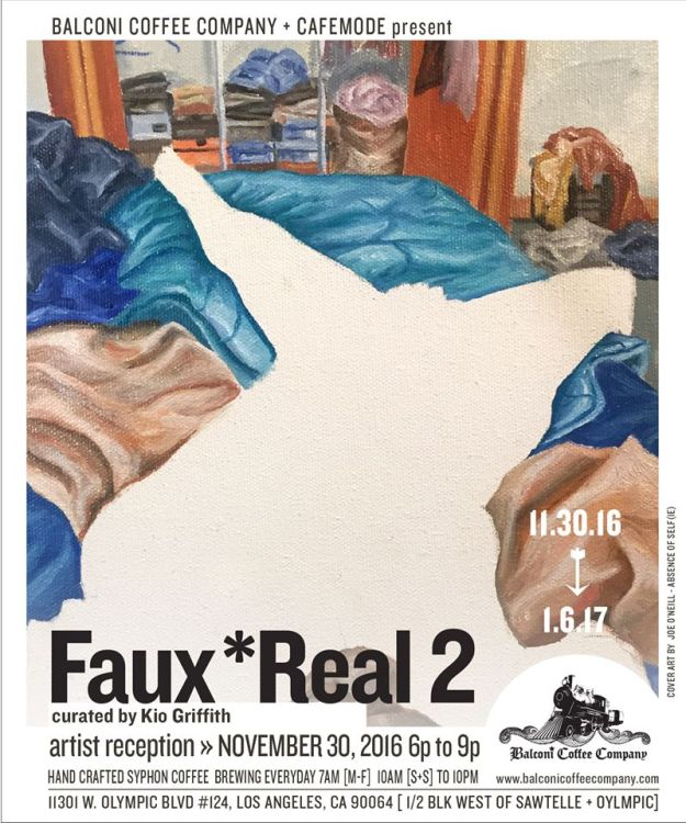 Faux *Real 2 closes January 6th