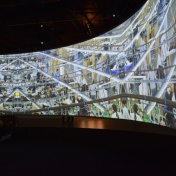 """Electric Earth"" Doug Aitkin MOCA Geffen Contemporary Photo Credit Kristine Schomaker"