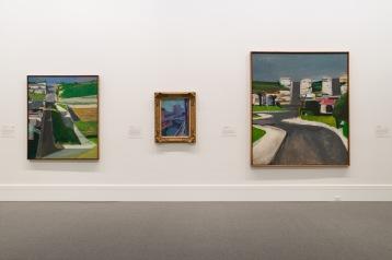 Matisse/Diebenkorn Installation View at The Baltimore Museum of Art. Photographer: Mitro Hood.
