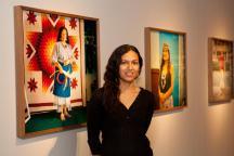 Isabel Avila GLAMFA 2017 Open Studios