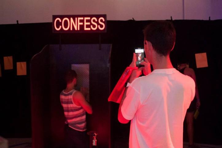 """Dani Dodge """"Confess"""" Photo Courtesy Of The Artist"""