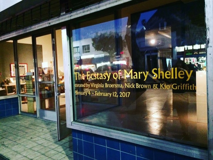 The Ecstasy of Mary Shelley Photo Credit Kio Griffith
