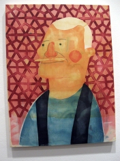 """""""Help Yourself"""" Yes, Please, and Thank You Projects: New Paintings by Orkideh Torabi Photo Credit Patrick Quinn"""