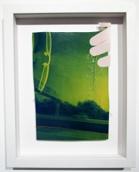 Andrew K. Thompson/Green Landscape (Hand of Man). LAST Projects. Photo Credit Patrick Quinn