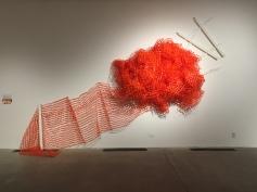 Olga Lah at S/Election – Democracy, Citizenship, Freedom at the LA Municipal Art Gallery