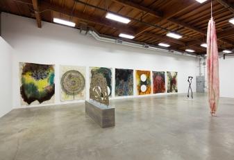 Naotaka Hiro: Peaking Installation View Photo Courtesy of The Box Los Angeles