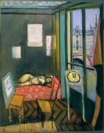 Henri Matisse. Studio, Quai Saint Michel. 1916. The Phillips Collection, Washington, D.C. ©2016 Succession H. Matisse / ARS NY