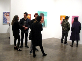Yes, Please, and Thank You Projects: New Paintings by Orkideh Torabi Photo Credit Patrick Quinn