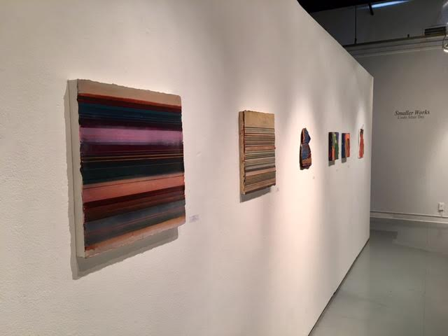 Smaller Works. Linda A. Day. Long Beach City College Art Gallery.