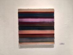 Smaller Works. Linda A. Day. Long Beach City College Art Gallery. Photo credit Sydney Walters