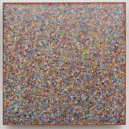 Richard Bruland. Peripheries. Photo Courtesy of Lora Schlesinger Gallery.