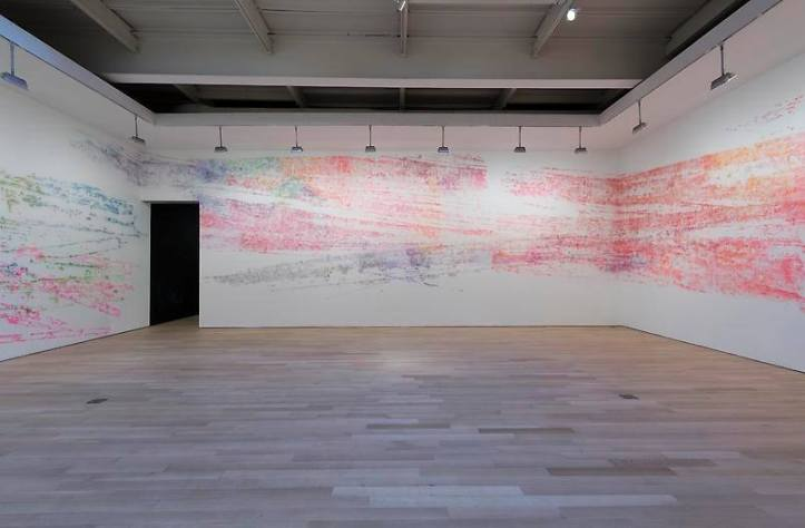 Art Conversation: Virginia Katz hosts Ingrid Calame. Eastside International / ESXLA. March 1st 7-9pm