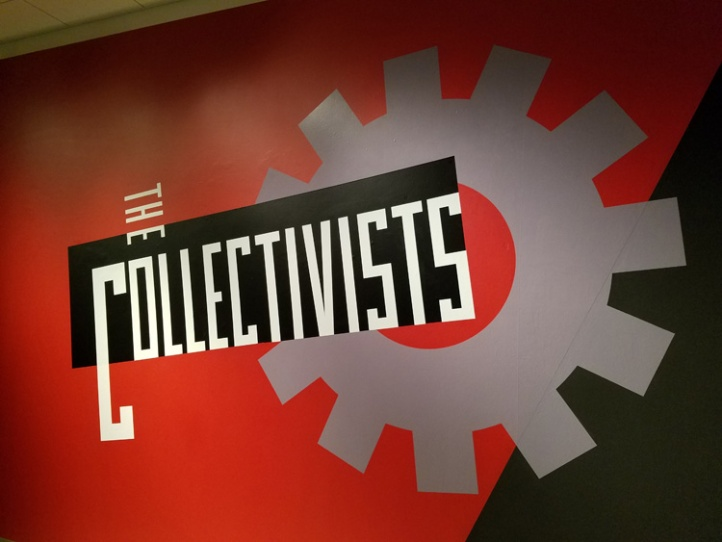 The Collectivits at the Brand Library. Photo Credit Kristine. Schomaker.