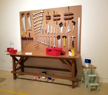 Chris Tallon. Pulped Fictions. Torrance Art Museum. Photo Credit Kristine Schomaker.