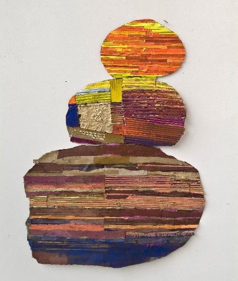 Ganesch. Smaller Works. Linda A. Day. Long Beach City College Art Gallery.