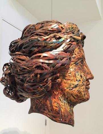 Michael Stutz. Pulped Fictions. Torrance Art Museum. Photo Credit Lorraine Heitzman.