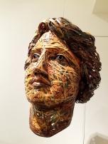 Michael Stutz. Pulped Fictions. Torrance Art Museum. Photo Credit Kristine Schomaker.