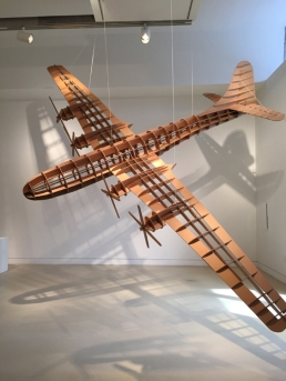 Taro Hattori. Pulped Fictions. Torrance Art Museum. Photo Credit Lorraine Heitzman.