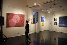 We Choose Art: A Feminist Perspective. The Montalban. Photo Credit Kristine Schomaker.